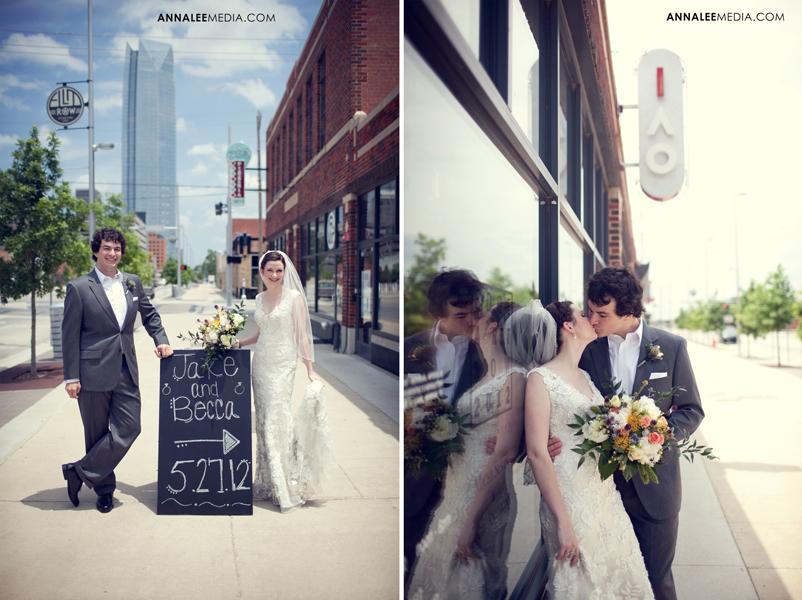 Oklahoma Wedding Photographer City Becca Rogers Wilkins Jake Bride Groom IAO Gallery