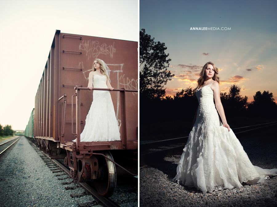 Vintage Wedding Dresses Reno: Bridals: Meredith (7-27-2012)