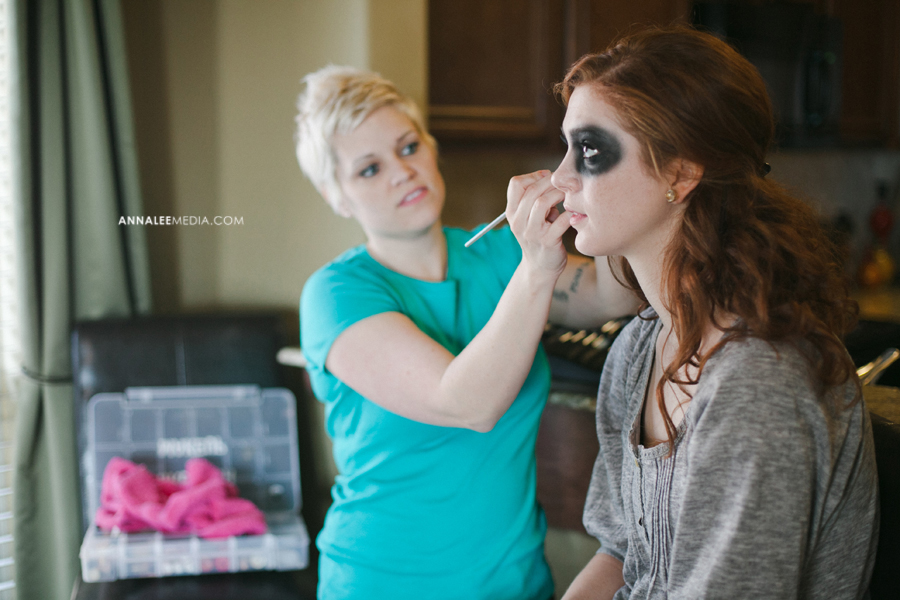 © Anna Lee Media | Zombies Are People Too | Behind the Scenes