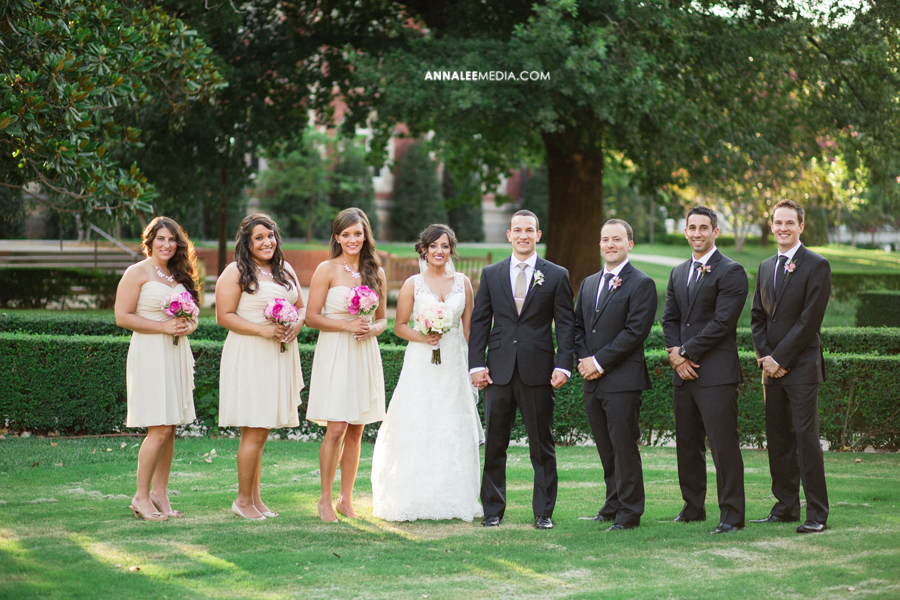 18-norman-oklahoma-wedding-photographer-lauren-buchanan-ryan-elassal-summer-2013-OU-University-of-Oklahoma-bridal-party