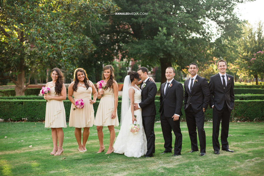 19-norman-oklahoma-wedding-photographer-lauren-buchanan-ryan-elassal-summer-2013-OU-University-of-Oklahoma-bridal-party