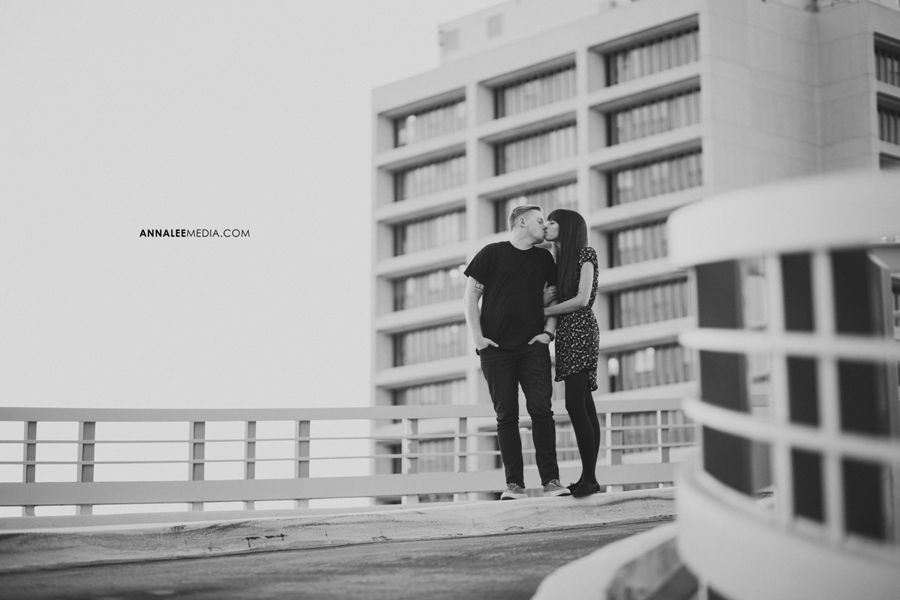 18-oklahoma-engagement-wedding-photographer-alexa-dumas-brandon-land-modern-quirky-hipster-stylish-okc-ok-couple-pose-parking-garage