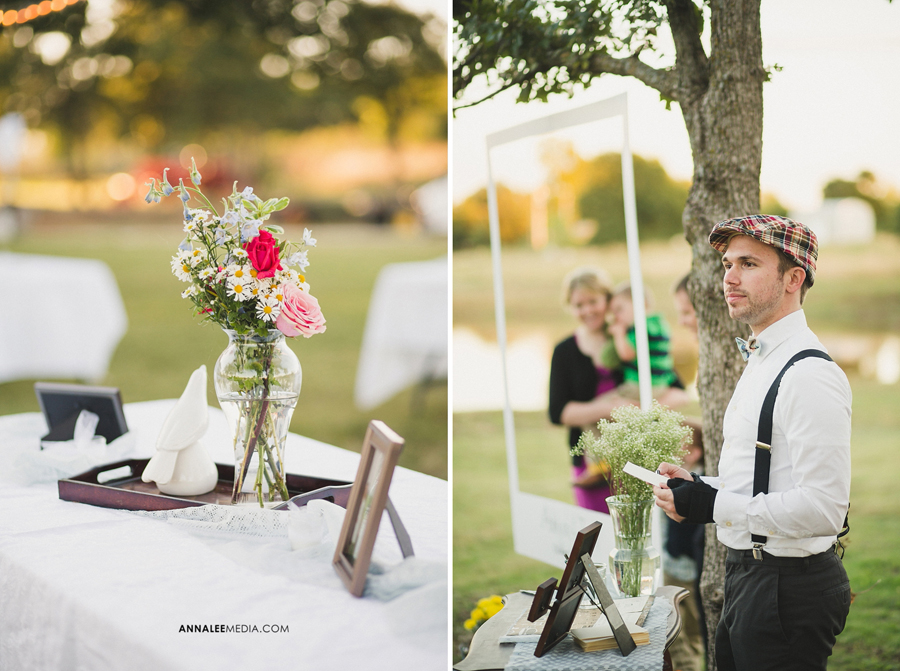 34-oklahoma-wedding-photographer-harrah-ashlynn-prater-josh-mcbride-rustic-backyard-country-vintage-eclectic-modern-stylish-guest-book-centerpieces-table-reception-decor