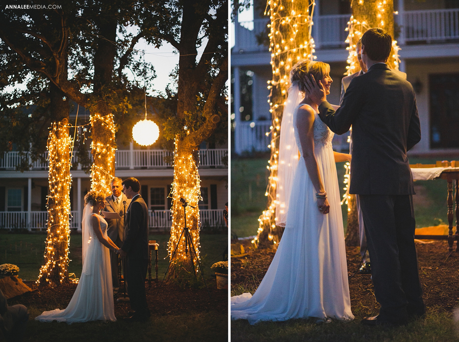 42-oklahoma-wedding-photographer-harrah-ashlynn-prater-josh-mcbride-rustic-backyard-country-vintage-eclectic-modern-stylish-ceremony-lights