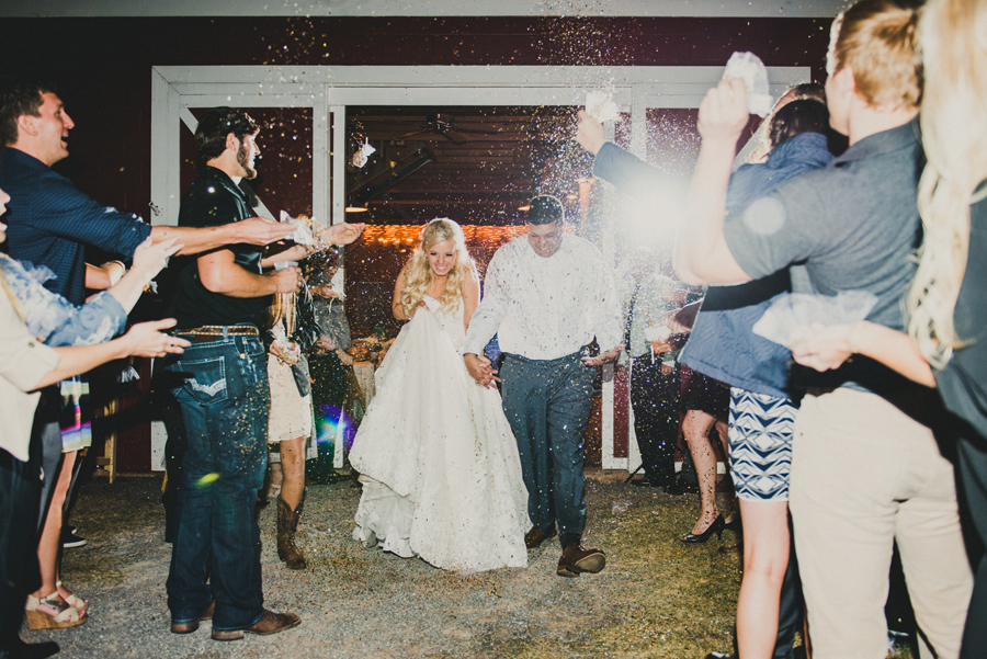 45-red-barn-waldos-pond-wedding-photographer-okc-morgan-walker-drew-clayton-anna-lee-media-grand-exit-send-off-glitter