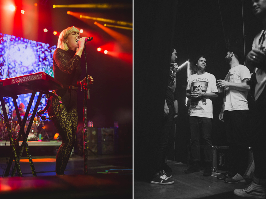 35-grouplove-honda-civic-tour-dallas-hannah-backstage