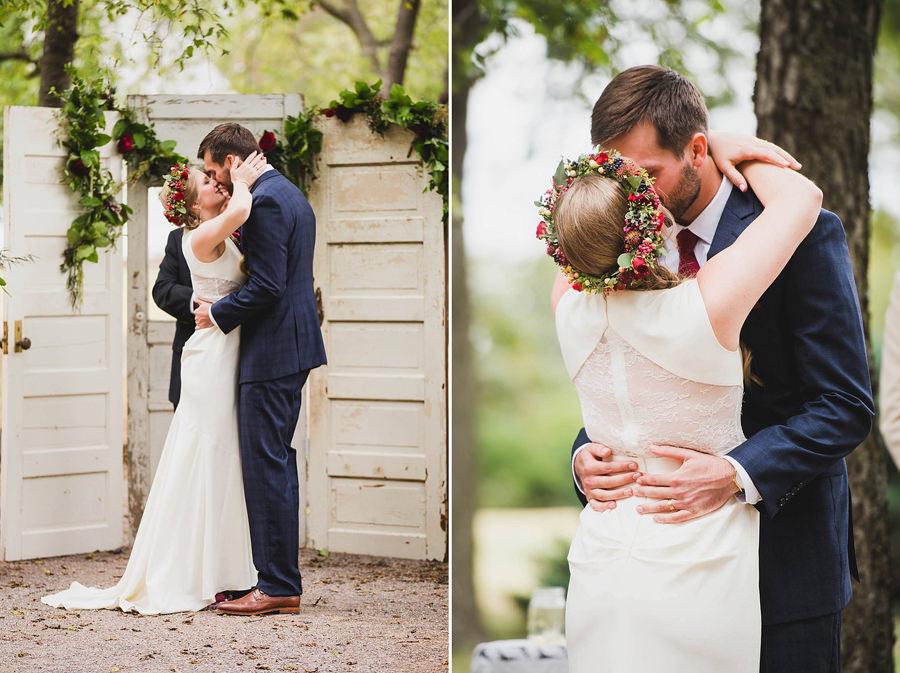 33-harn-homestead-okc-wedding-photographer-ceremony-los-angeles-first-kiss