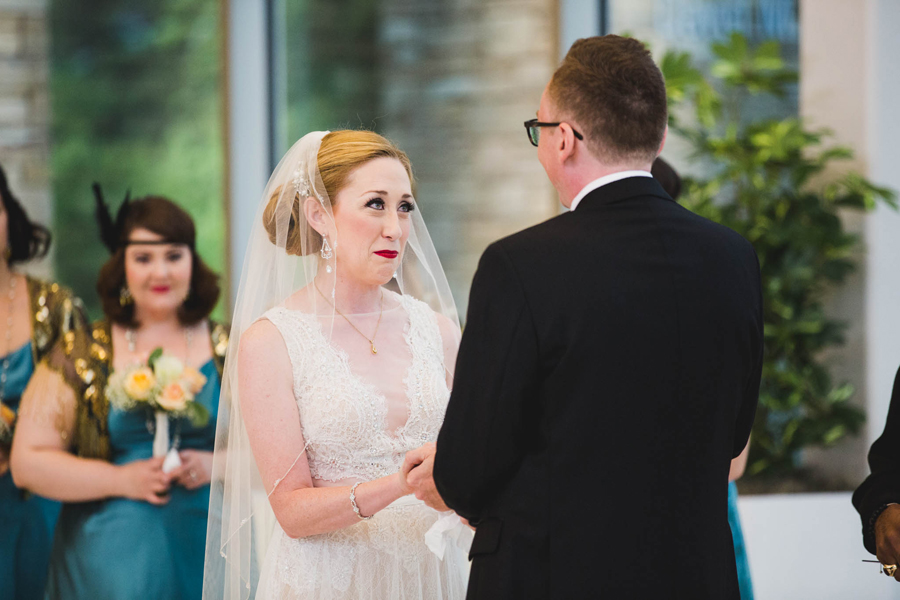 tulsa-oklahoma-wedding-photographer-gilcrease-museum-venue-steve-cluck-joy-jones-18-lobby-ceremony-rain-