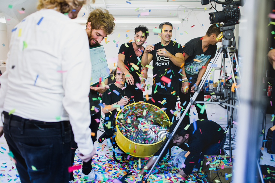smallpools-run-with-the-bulls-video-bts-promo-16