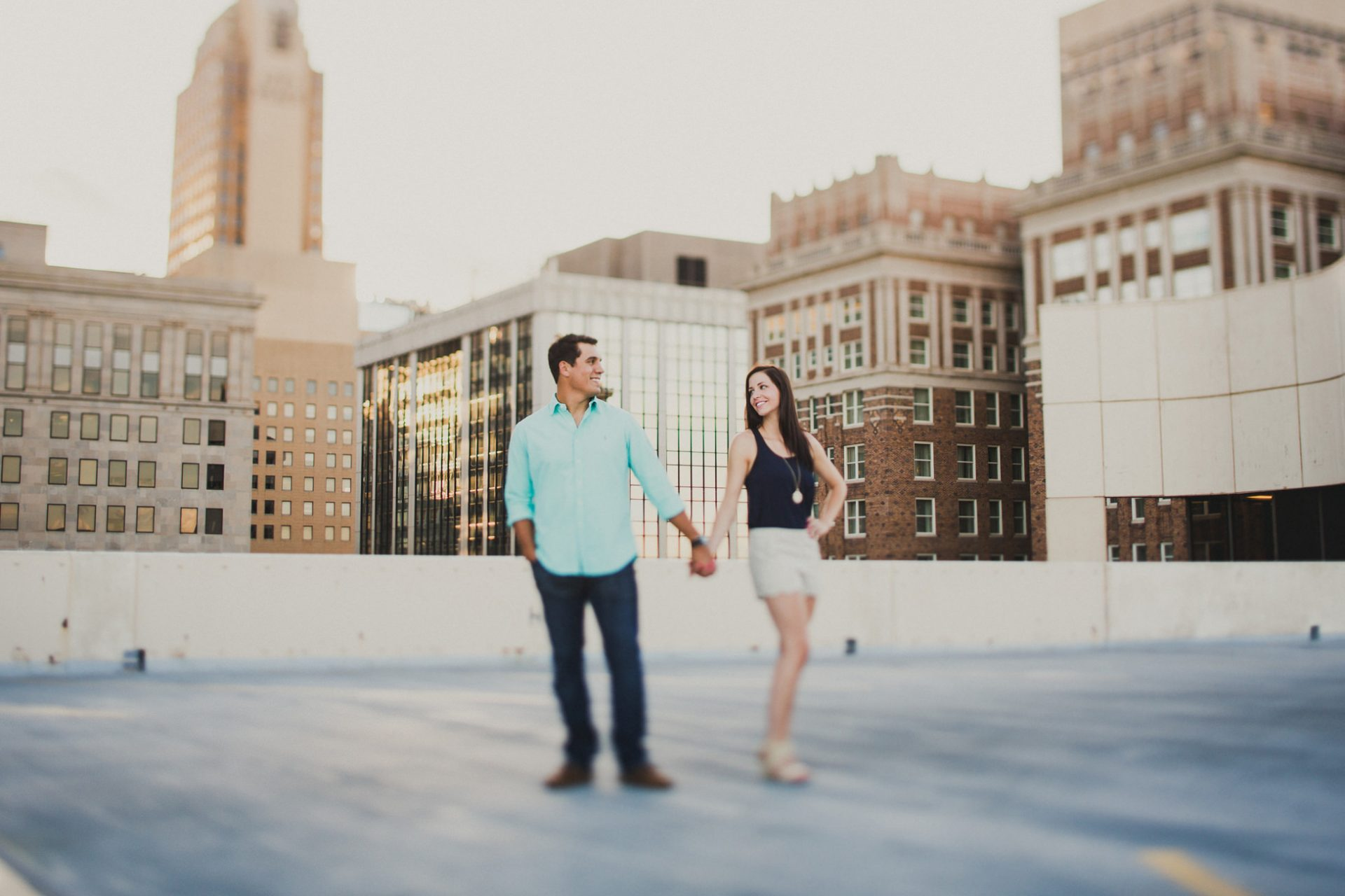 best-top-los-angeles-oklahoma-destination-engagement-photographer-hipster-modern-quirky-editorial-romantic-epic-40-parking-garage