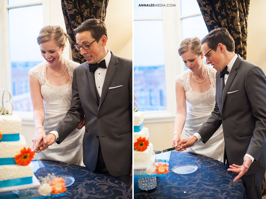 32-oklahoma-wedding-photographer-kasey-steffen-andrew-boes-sandplum-event-center-guthrie-ok-okc-reception-cut-cake