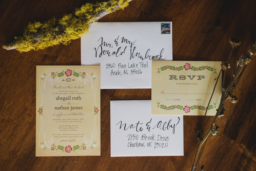 1-okc-los-angeles-weding-photographer-invitation-suite-quirky-caligraphy