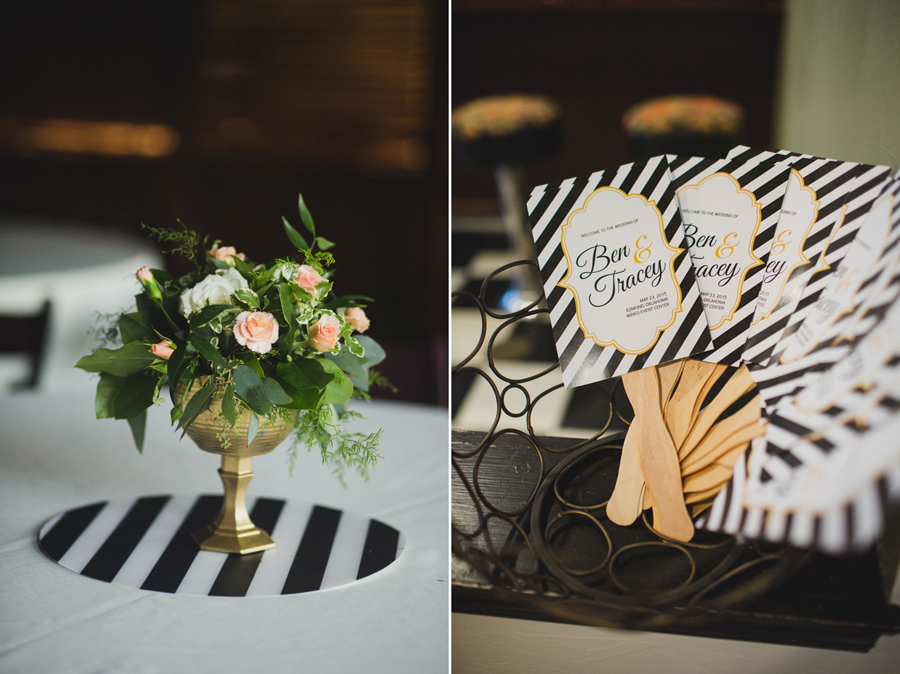 3-wings-edmond-wedding-decor-stripes-centerpieces