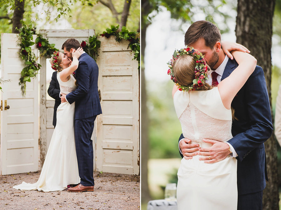33-harn-homestead-okc-wedding-photographer-ceremony-los-angeles-first-kiss