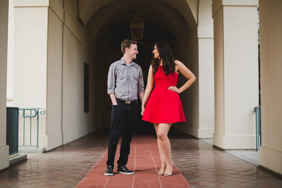 1-pasadena-wedding-engagement-photographer-city-hall-denise-marquez-john-heilmann-modern