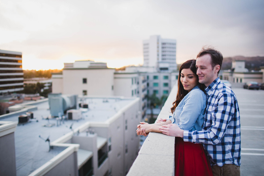 16-pasadena-wedding-engagement-photographer-old-town-denise-marquez-john-heilmann-modern-skyline