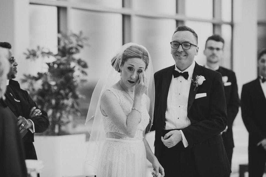 tulsa-oklahoma-wedding-photographer-gilcrease-museum-venue-steve-cluck-joy-jones-15-lobby-ceremony-rain-