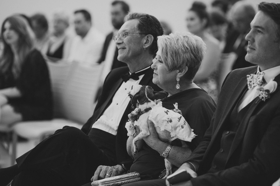 tulsa-oklahoma-wedding-photographer-gilcrease-museum-venue-steve-cluck-joy-jones-17-dog-ring-bearer-lobby-ceremony-rain-