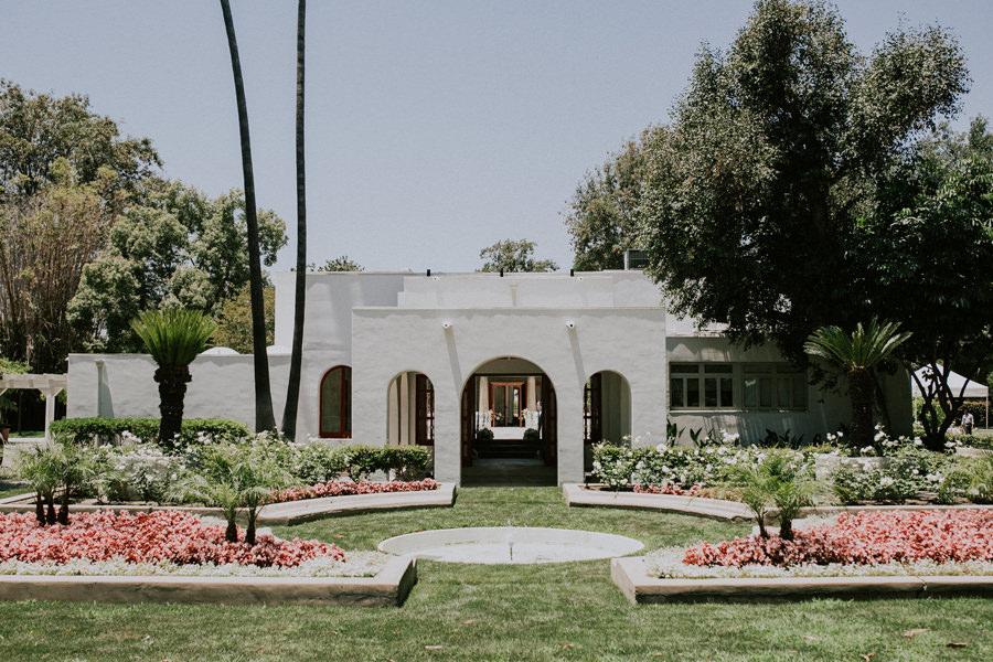 Linda John The Clarke Estate Summer Wedding Los Angeles Ca Anna Lee Media Blog