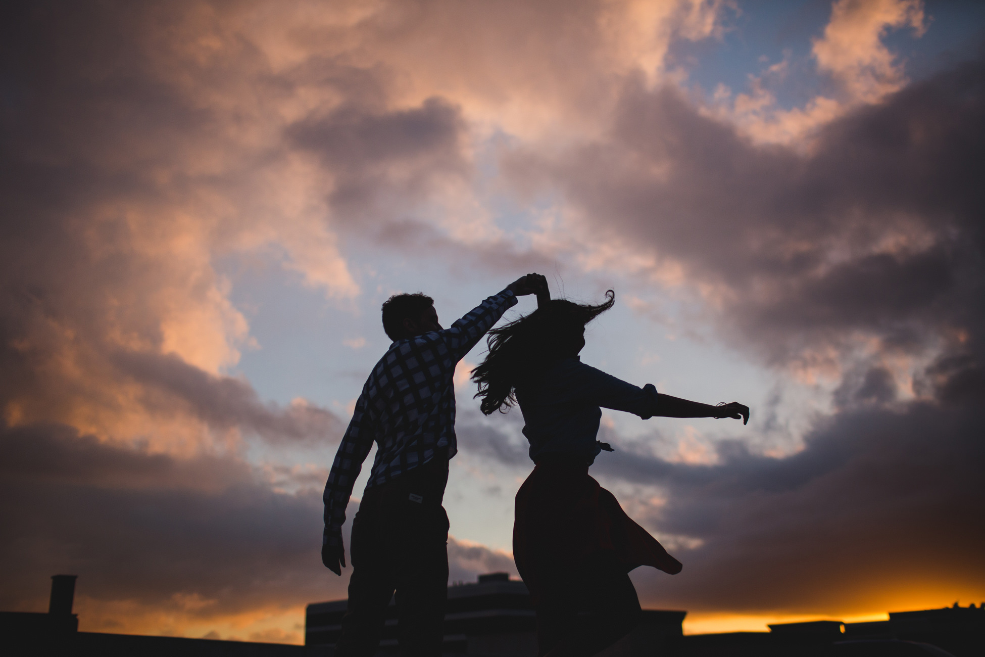 best-top-los-angeles-oklahoma-destination-engagement-photographer-hipster-modern-quirky-editorial-romantic-epic-26-sunset-dance