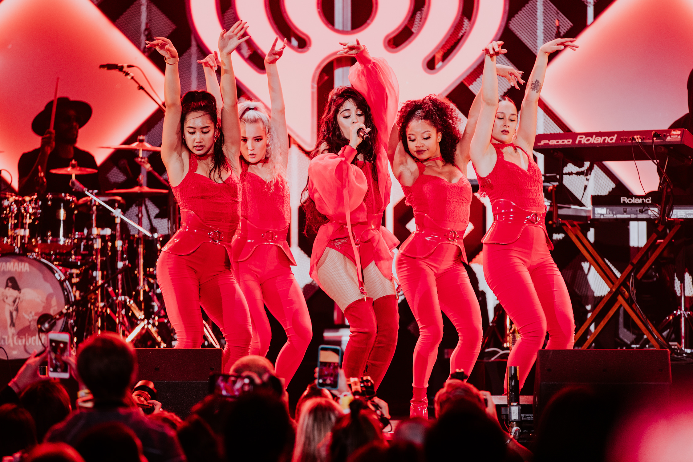 camila-cabello-dancers-red-outfits-AnnaLeeMedia