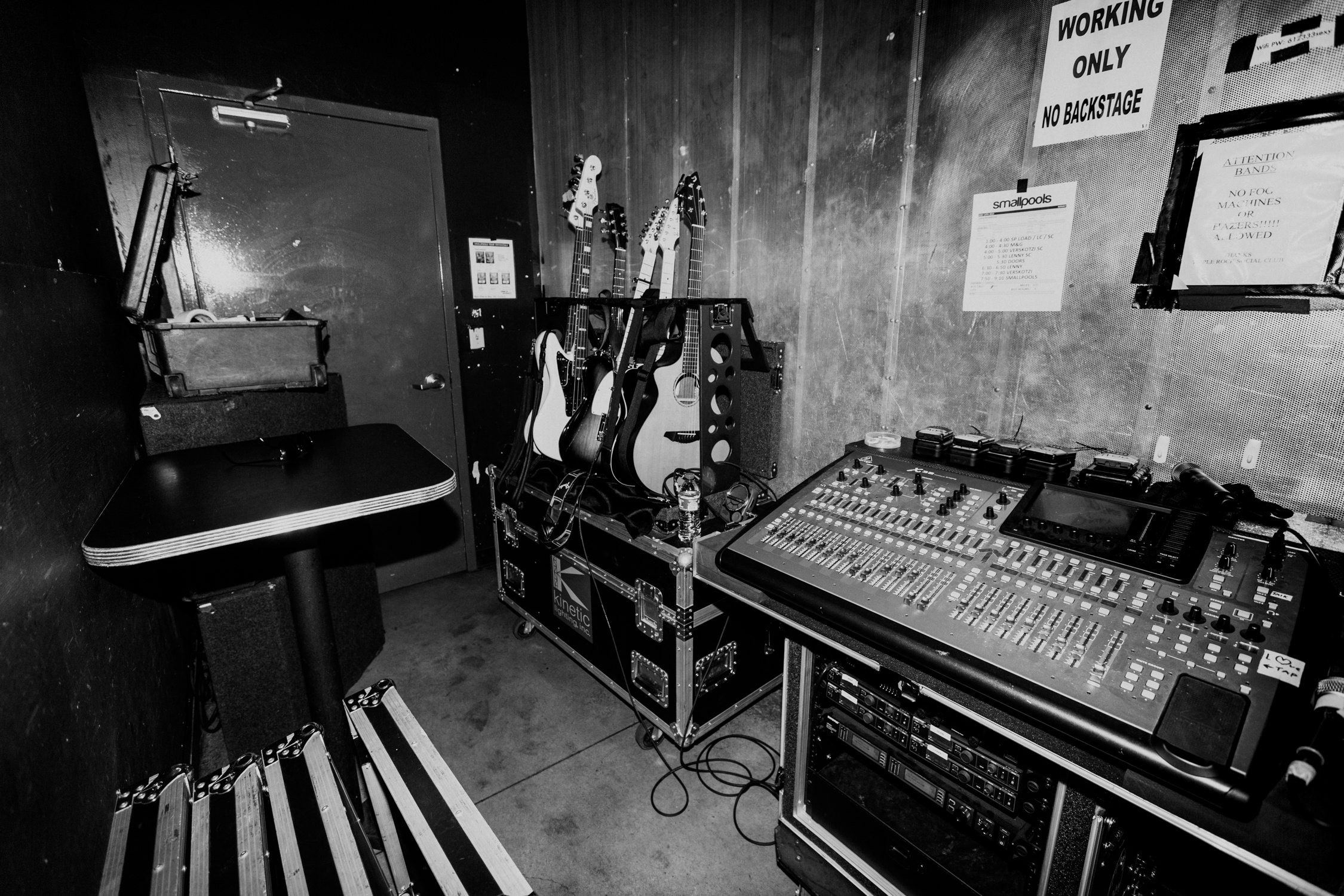 concert-backstage-guitar-boat-monitor-console-grungy-AnnaLeeMedia