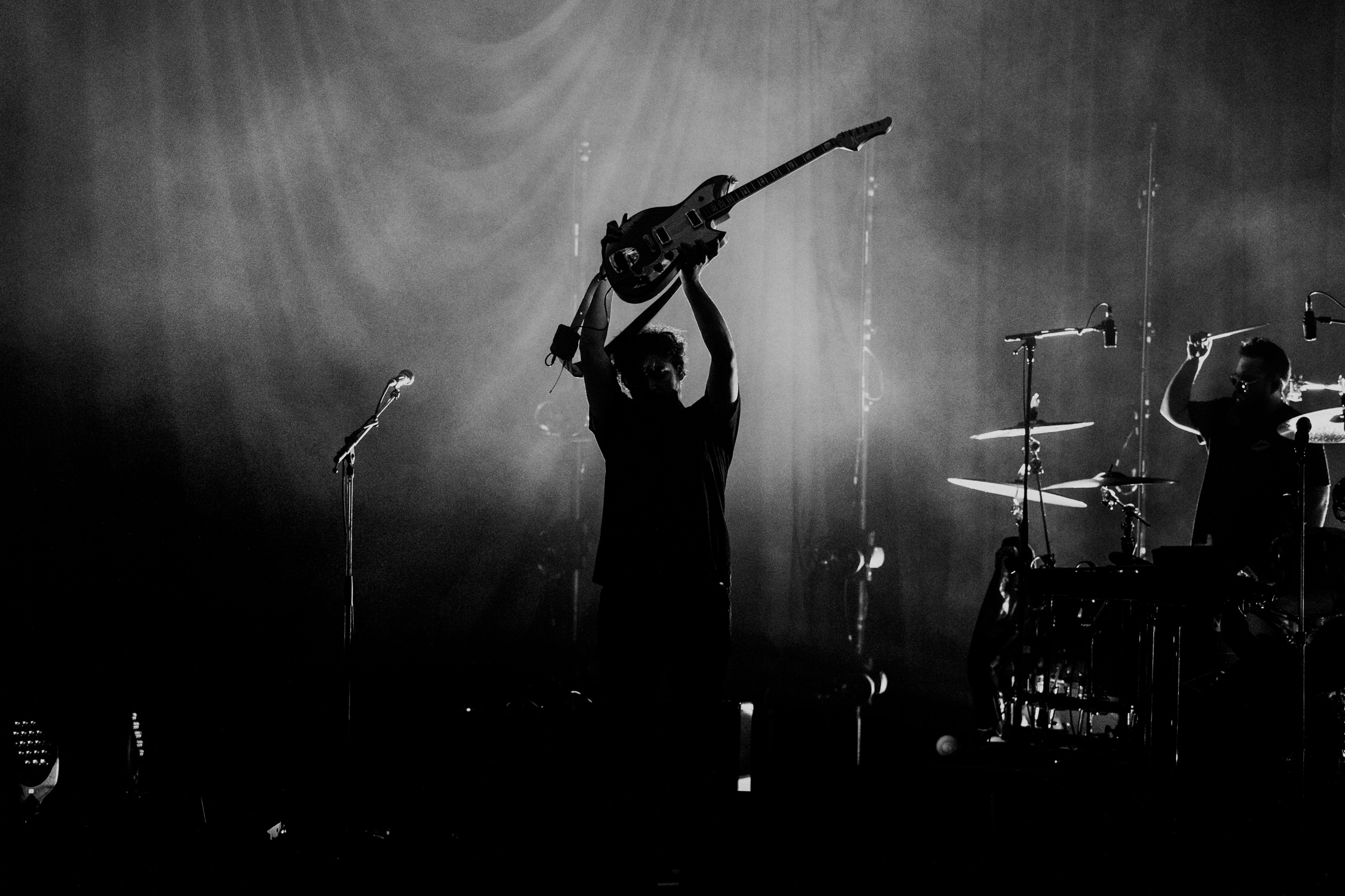 eli-hold-up-guitar-moody-silhouette-walk-the-moon-AnnaLeeMedia