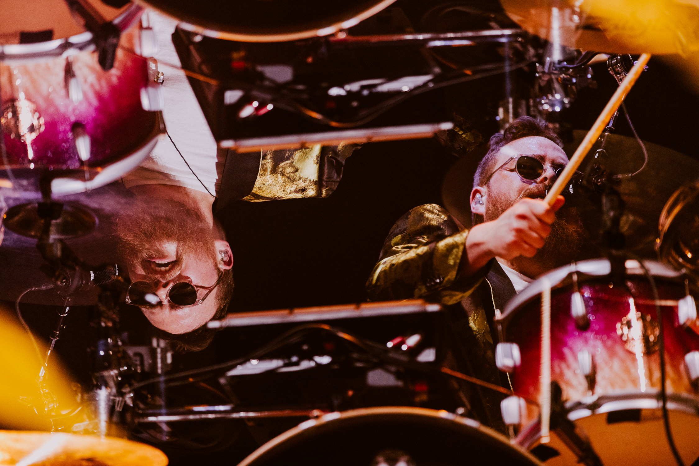 sean-drums-double-exposure-walk-the-moon-AnnaLeeMedia